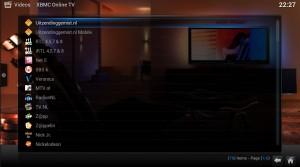 Retrospect - Video Add-on